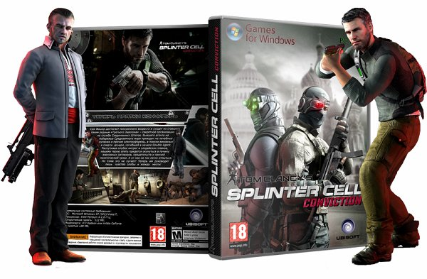 Tom Clancy\'s Splinter Cell: Conviction.